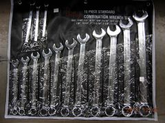 Standard & Metric Wrench Sets