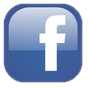 Facebook Icon to our store